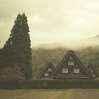 白川郷と五箇山