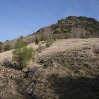 初登頂 乾徳山