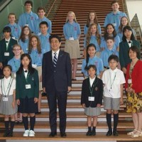 昭惠夫人 海外でも加計学園の為に活躍!