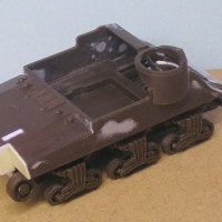 M7 プリースト フジミ1/76
