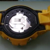 カシオG-SHOCK電池交換