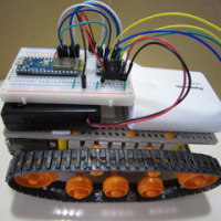 mbed HRM1017 + RCBController �ǡ����ߥ�Υ���ư�����Ƥߤ���