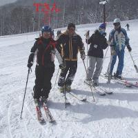スキーの達人Tさんの脊柱管狭窄手術は大成功