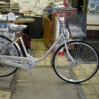 朝イチで、セールの自転車が・・・!(^^)!