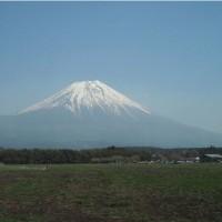 囲碁と朝霧高原富士