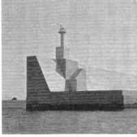 海上ピラミッド(大船渡)
