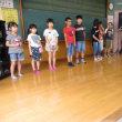7月19日(水)お話コンサート、授業風景