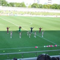 サッカーなでしこリーグの試合を初観戦、名古屋で伊賀FCくノ一vsINAC神戸レオネッサ