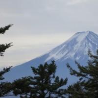 久々の「三ッ峠山」