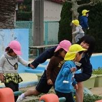 3年生 津田幼稚園訪問