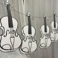 山の音楽家