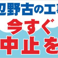 辺野古新基地建設強行やめて!全国沖縄連帯アクション