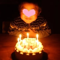 6歳のお誕生日♪