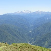 荒島岳 1523.5m 6月17日