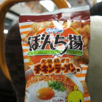 ぼんち揚×日清チキンラーメン風味