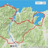 但馬海岸と久美浜湾をロードバイクで堪能してきました!