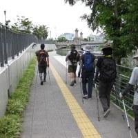 第一回ノルディックウォーキング体験会・大阪 7/24
