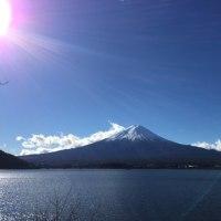 クリスマスは富士山を見に行こう!