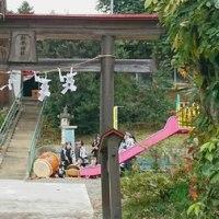 新井神社秋祭り