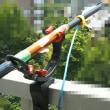電圧給電アンテナ 最も単純な回路に変更