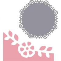 【簡単にダイカットを作れるパンチ】呉竹<kurepunch Doily>もお買い得、shopWA・ON