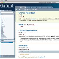 オックスフォード現代英英辞典第8版(OALD8)をMacOSX El Capitanで動くようにする方法