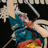 2016 早池峰岳流石鳩岡神楽交流会其の参