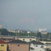 2017年5月29日,富士山