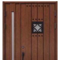 玄関ドアの件