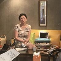 コミュニティ・サロン「韓国の政治を学ぶ〜女性と政治〜」、勉強になりました!