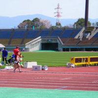 福岡市小中記録会(写真)