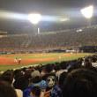 昨夜(7月19日)は横浜スタジアムで 大盛り上がり