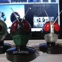 仮面ライダーマスクコレクション