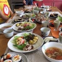 日本語教室・・・・お料理
