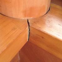 これは地震のせい