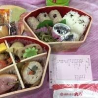 保護者会のお弁当〜日本ばし大増