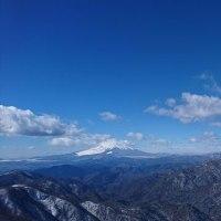 丹沢塔ノ岳へ
