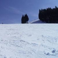 私とスキーの付き合い方6