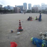 坂下FCキッズサッカースクール金曜日