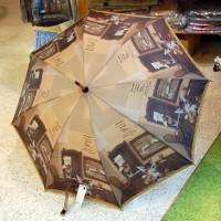 今年の雨傘です! @nara_mise