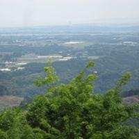白木八重牧場からの眺め
