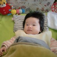 Yちゃんは3ヶ月になりました。