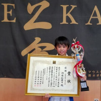 第13回POINT&K.O.全日本少年少女空手道選手権大会優勝者①