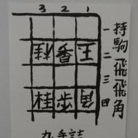 詰将棋第十二番 詰将棋パラダイス平成26年2月号・初級(立体曲詰)