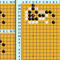 囲碁死活999官子譜