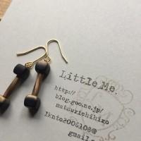 Little Meっぽいのできました❤︎ ハンドメイド アクセサリー 画像