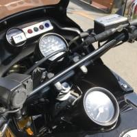 お客様のオートバイ・ヤマハTDR250です。
