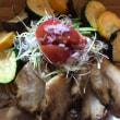 放牧豚と夏野菜の冷やし