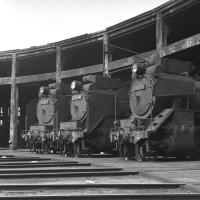 私の昭和鉄道遺産 その10  新見機関区