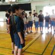 7月17日 中学生練習会